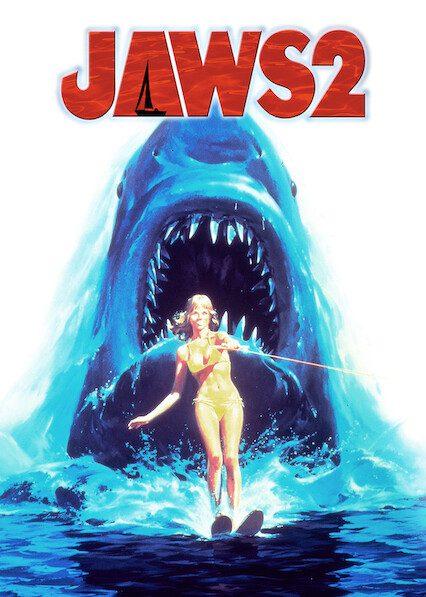 Jaws 2 on Netflix