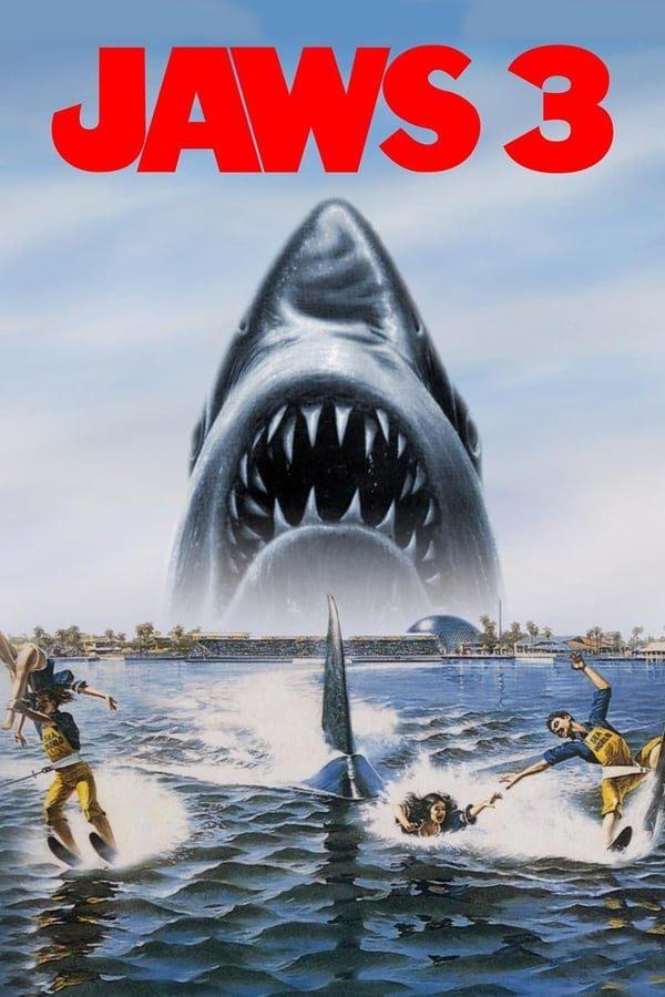 Jaws 3 on Netflix