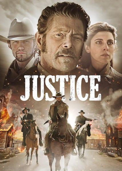 Justiceon Netflix