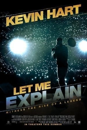 Kevin Hart: Let Me Explain  on Netflix