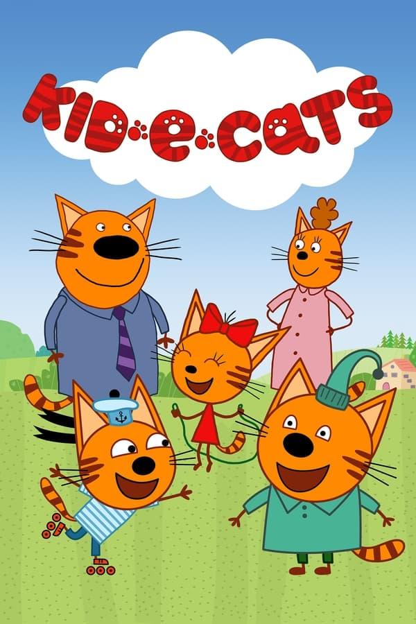 Kid-E-Cats on Netflix