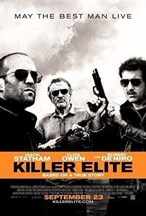 Killer Elite on Netflix