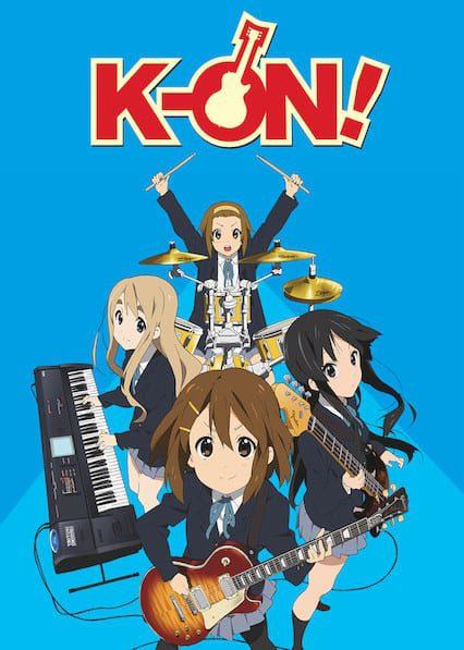 K-On! on Netflix