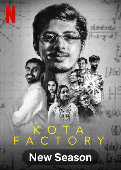 Kota Factory on Netflix