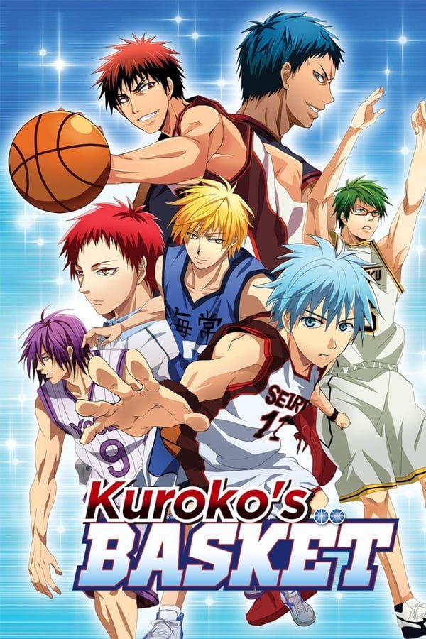 Kuroko's Basketball on Netflix