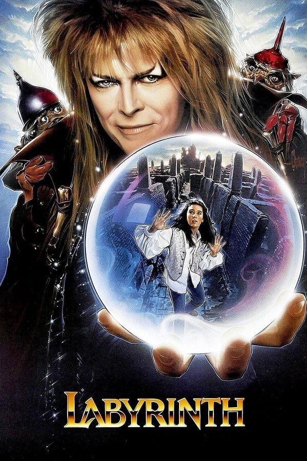 Labyrinth on Netflix