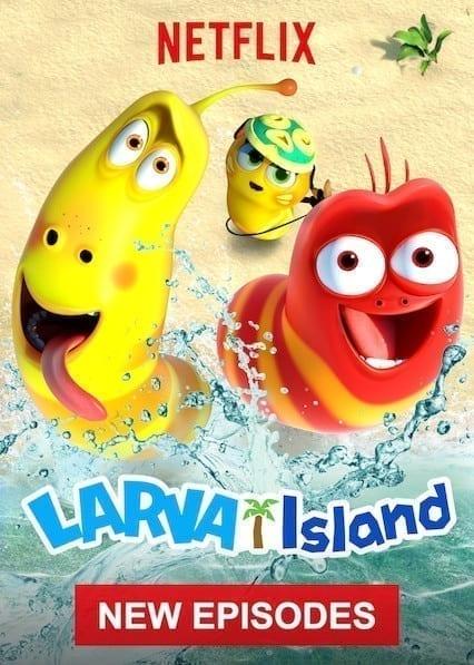Larva Islandon Netflix