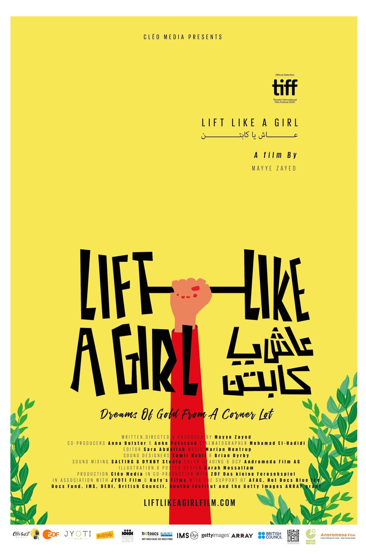 Lift Like a Girl on Netflix