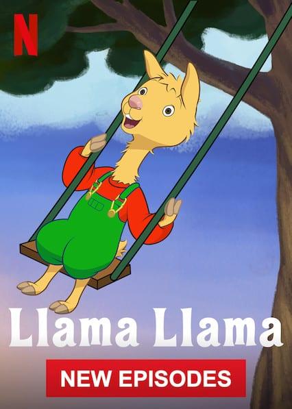 Llama Llamaon Netflix