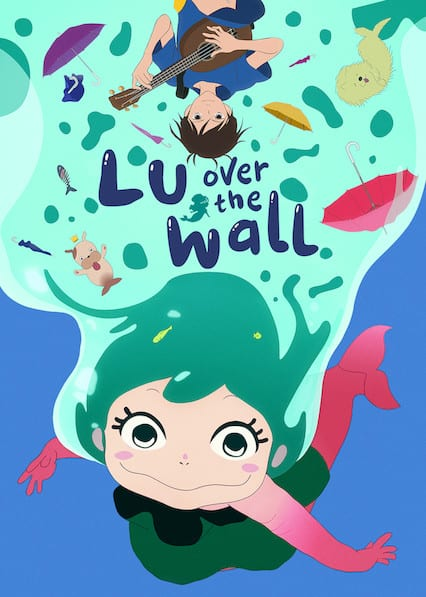 Lu Over the Wall on Netflix