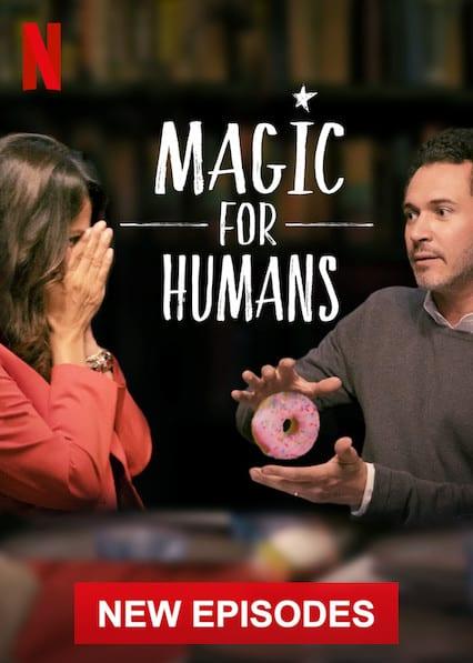 Magic for Humanson Netflix