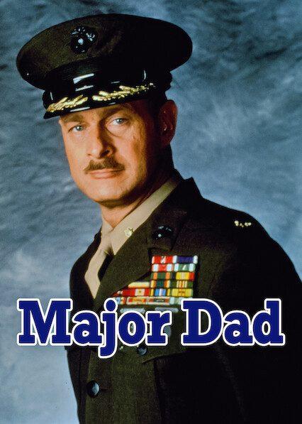 Major Dad on Netflix