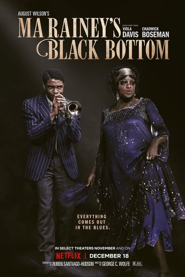 Ma Rainey's Black Bottomon Netflix