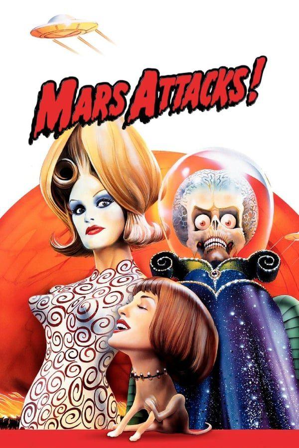 Mars Attacks! on Netflix