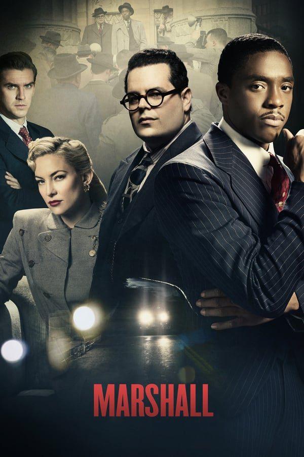 Marshall on Netflix