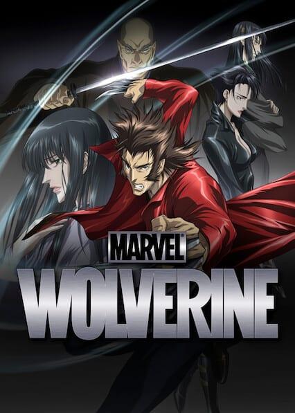 Marvel Anime: Wolverineon Netflix