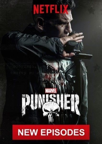 Marvel's The Punisheron Netflix