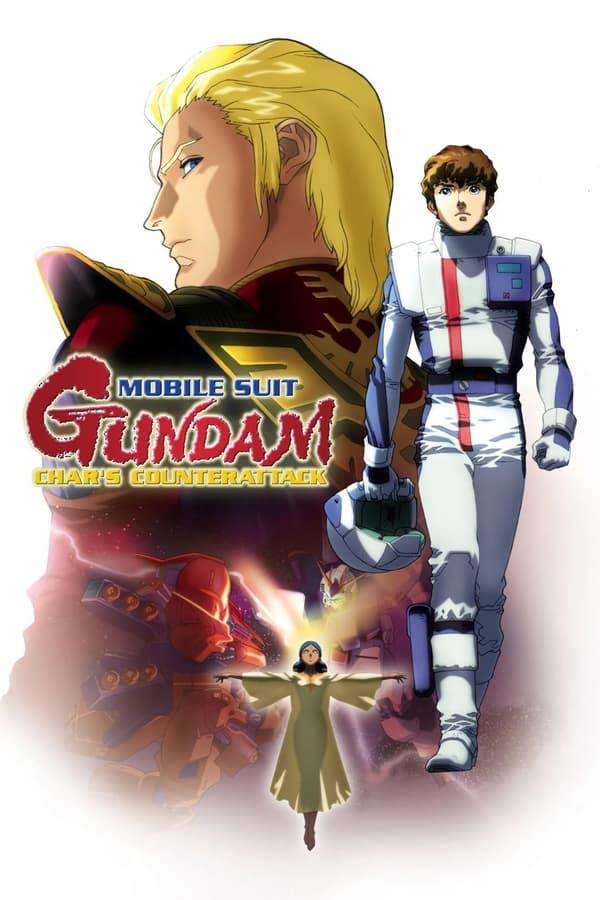 Mobile Suit Gundam: Char's Counterattackon Netflix