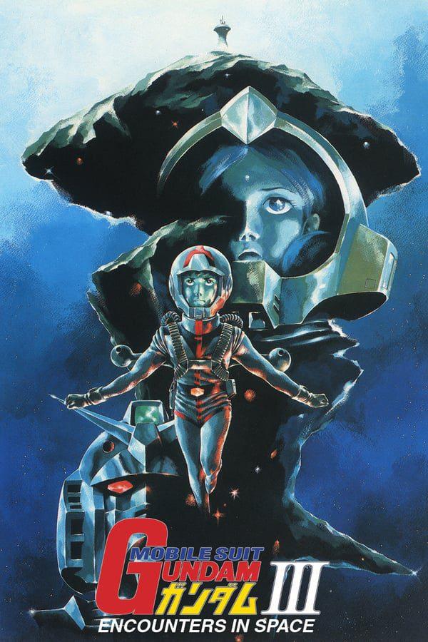 Mobile Suit Gundam III: Encounters in Spaceon Netflix