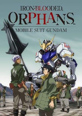Mobile Suit Gundam: Iron-Blooded Orphanson Netflix
