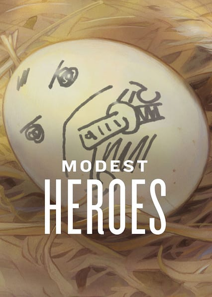Modest Heroes: Ponoc Short Films Theatre on Netflix