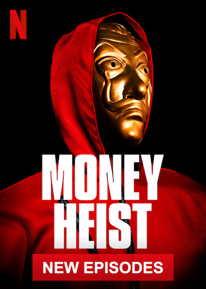 Money Heiston Netflix