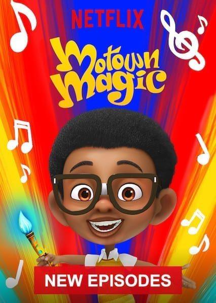 Motown Magic on Netflix