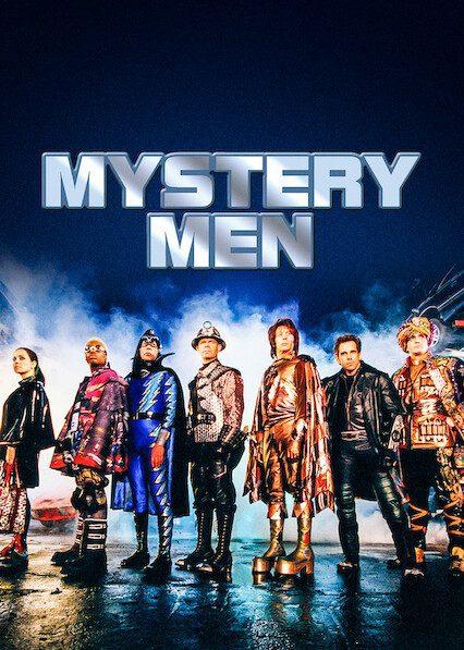 Mystery Men on Netflix