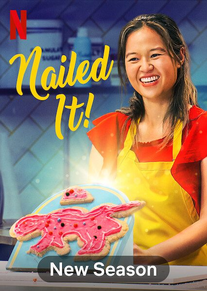 Nailed It! on Netflix