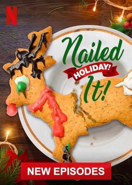 Nailed It! Holiday!on Netflix