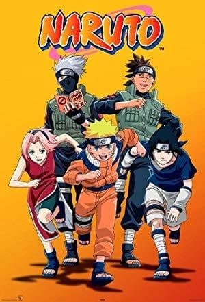 Naruto on Netflix