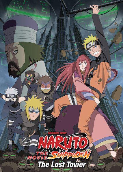 Naruto Shippûden: The Lost Toweron Netflix