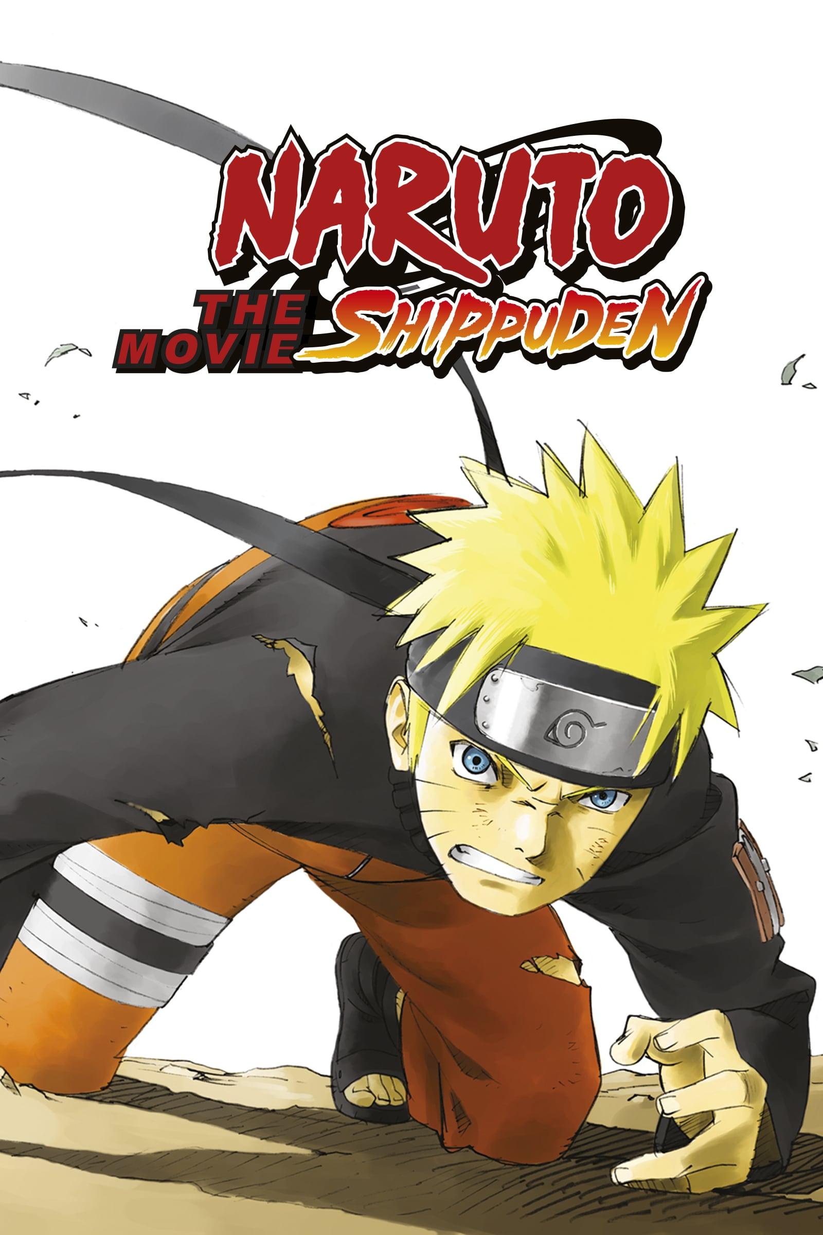 Naruto Shippuden: The Movie on Netflix