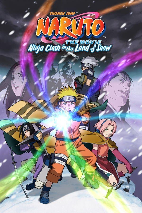 Naruto the Movie: Ninja Clash in the Land of Snow on Netflix