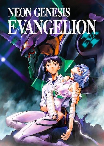 Neon Genesis Evangelion on Netflix
