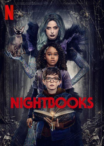 Nightbooks on Netflix