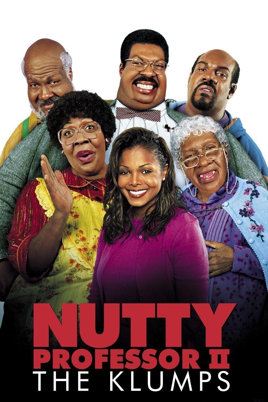 Nutty Professor II: The Klumpson Netflix