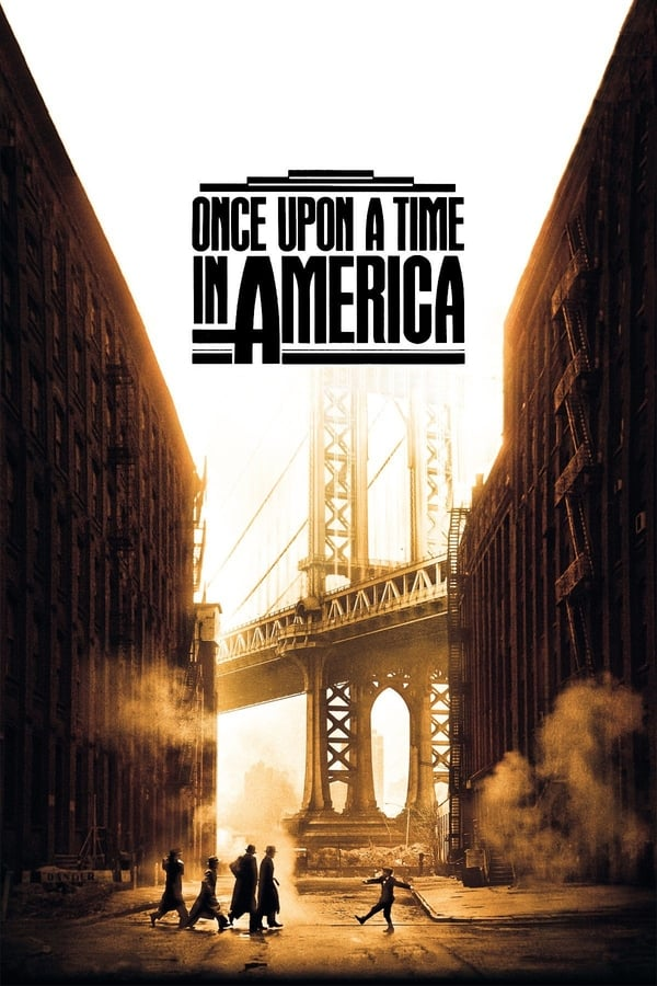 Once Upon a Time in America on Netflix