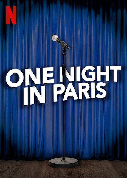 One Night in Paris on Netflix