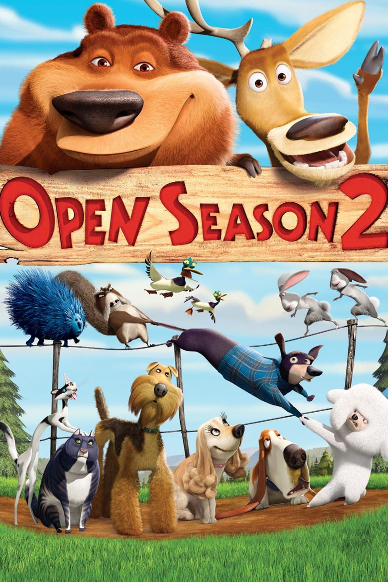 Open Season 2 on Netflix