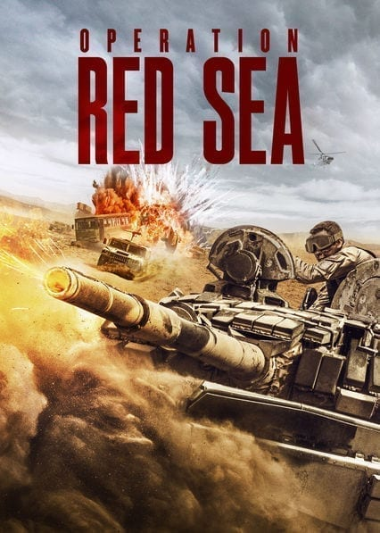 Operation Red Sea on Netflix