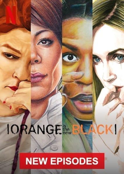 Orange is the New Blackon Netflix