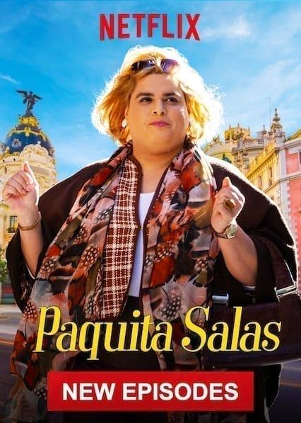 Paquita Salason Netflix