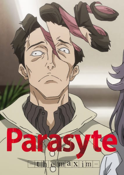 Parasyte: The Maxim on Netflix