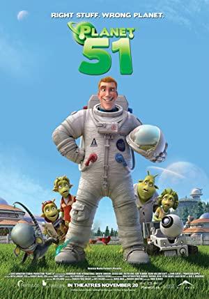 Planet 51on Netflix