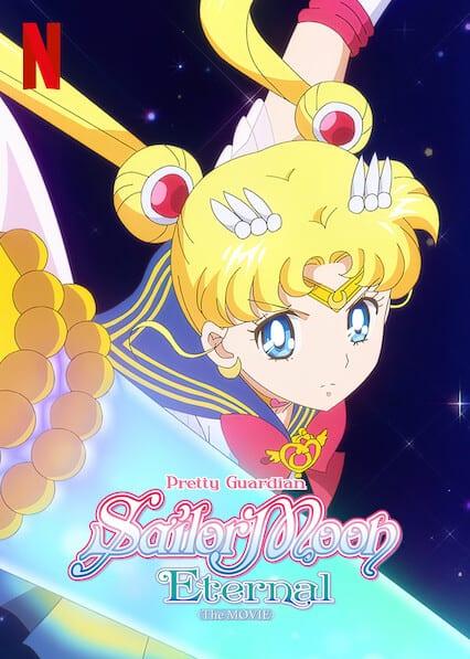 Pretty Guardian Sailor Moon Eternal The Movieon Netflix