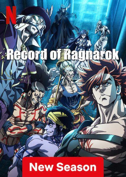 Record of Ragnarokon Netflix