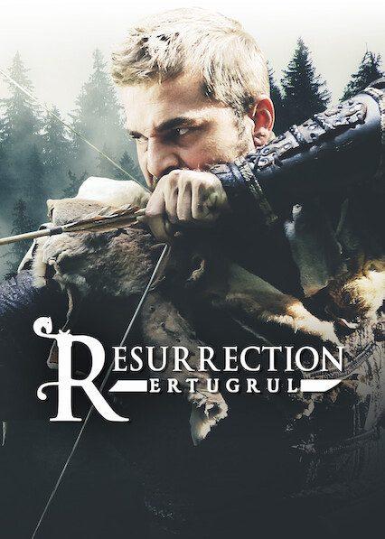 Resurrection: Ertugrulon Netflix
