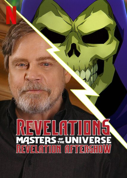 Revelations: The Masters of the Universe: Revelation Aftershow on Netflix