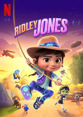 Ridley Jones on Netflix